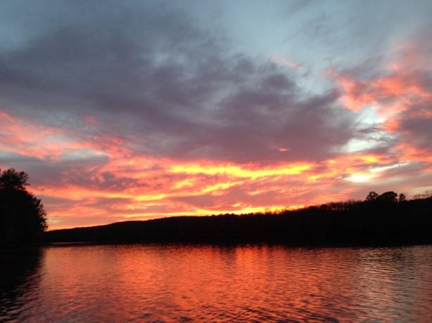 Nockamixon Sunset